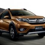 MOBIL HONDA : Meluncur Di Thailand, Honda BR-V Lebih Mewah dan Ramah Lingkungan