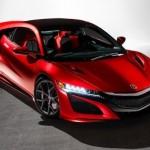 MOBIL SUPER: Honda Bangkitkan NSX, Rival Lama Nissan GT-R