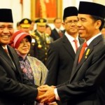 REVISI UU KPK : LSI: Jika Sahkan RUU KPK, Jokowi akan Kehilangan Kepercayaan Publik