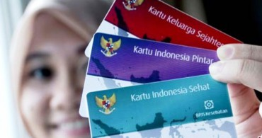 Ilustrasi Kartu Keluarga Sejahtera (KKS), Kartu Indonesia Pintar (KIP), dan Kartu Indonesia Sehat (KIS). (JIBI/Solopos/Antara/Dewi Fajriani)
