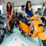 BURSA MOTOR: Piaggio Percaya Diri Jualan Vespa di Semarang