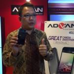 SMARTPHONE TERBARU : Advan Siap Luncurkan Smartphone Kelas Premium Rp3 Jutaan
