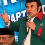Beda Nasib, Partai Idaman Rhoma Irama Ditolak Ikut Pemilu 2019