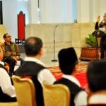 UJIAN NASIONAL : Jokowi: Nilai Kejujuran Lebih Penting Daripada Nilai UN