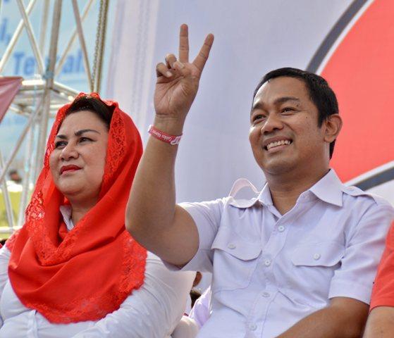 PILKADA SEMARANG : Rekapitulasi KPU, Hendi-Ita Unggul Pilkada Semarang