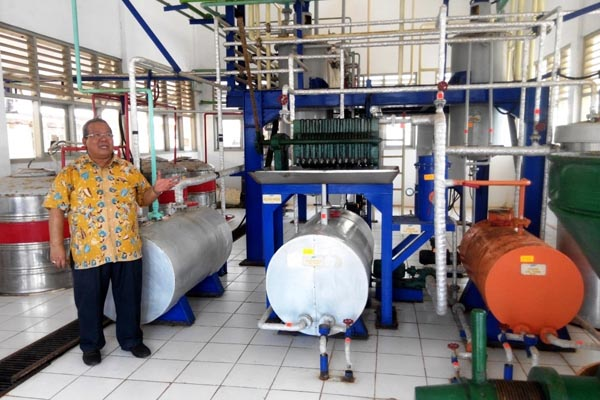 Minyak Jelantah Alternatif Biodiesel, Peluang Bisnis Terbuka!