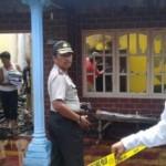 KEBAKARAN MADIUN : Rumah di Taman Ludes Terbakar, Kerugian Ditaksir Ratusan Juta Rupiah