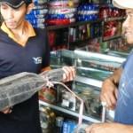 Polisi Karanganyar Sita 67 Motor Berknalpot Brong Saat Malam Tahun Baru
