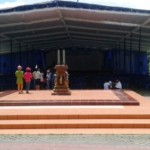 AGENDA MADIUN : Pameran Karya Seni di Alun-Alun Madiun Sepi Peminat