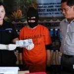 PENIPUAN MADIUN : Gadaikan Motor, Perempuan Muda Pacinan Dibekuk Polisi