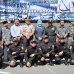 HUT SATPAM : Polresta Kediri Andalkan Satpam Bantu Jaga Kamtibmas