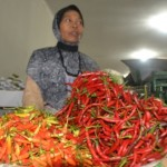 NATAL DAN TAHUN BARU : Harga Bawang dan Sayuran di Sukoharjo Meroket