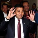 KPK Kembali Tetapkan Setya Novanto Jadi Tersangka