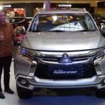 MOBIL BARU : Hore, All New Pajero Sport Sudah Beredar di Jateng