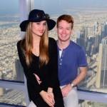 KABAR ARTIS : Cinta Laura dan Kekasih Rayakan Tahun Baru di Dubai