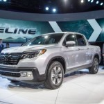 MOBIL HONDA : Begini Tampang Pikap Double Cabin Terbaru Honda