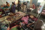 DEMAN BERDARAH TRENGGALEK : RSUD Trenggalek Kebanjiran Pasien DBD, Terpaksa Rawat Inap di Lorong