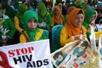 Foto LKNU Serukan Penanggulangan HIV/AIDS