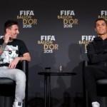 Ronaldo, Messi, dan Neymar Berebut Penghargaan Pemain Terbaik Dunia 2017