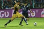 PIALA GUBERNUR KALTIM : Babak I: Monoton, Sriwijaya FC Vs Mitra Kukar Imbang Tanpa Gol