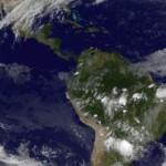 NASA Rilis Penampakan Bumi di Malam Tahun Baru