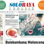 SOLOPOS HARI INI : Soloraya Hari Ini: Balekambang Melenceng hingga Proyek Tahap II Pasar Klewer