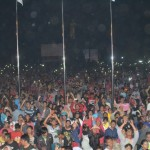TAHUN BARU 2016 : Pesta Kembang Api Semarakkan Malam Pergantian Tahun di Solo Baru