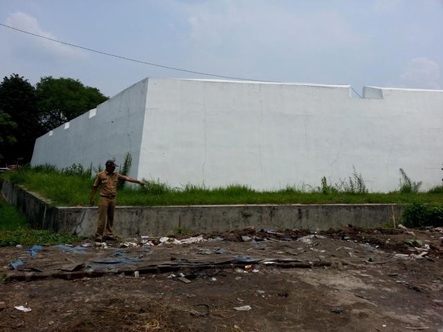 CAGAR BUDAYA SOLO : Label Kota Lama untuk Kompleks Vastenburg Terganjal Status Lahan