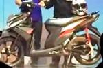 SEPEDA MOTOR TERBARU : Bareng Xabre, Skutik Mio Z Juga Dirilis Yamaha