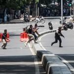BOM SARINAH THAMRIN : Polisi Pastikan Ledakan Hanya di 1 Lokasi