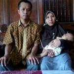 PENYAKIT LANGKA : Bayi Sragen Penderita Atresia Bilier Dimakamkan, Orang Tua: Kami Ikhlas
