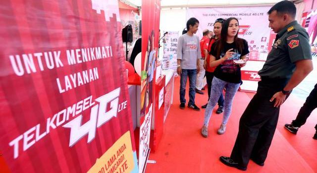 LAYANAN OPERATOR SELULER : Telkomsel Hadirkan TelkomselFest