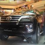 MOBIL BARU TOYOTA : Luncurkan Seri Terbaru Fortuner, Nasmoco Bidik Penjualan 920 Unit