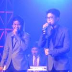 TAHUN BARU 2016 : Romantisme Yovie And Nuno Bikin Penonton Histeris
