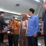 PENGHARGAAN DPRD : Paling Aktif Gunakan Medsos, DPRD Wonogiri Raih Penghargaan