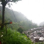 LONGSOR KARANGANYAR : Rawan Longsor, Warga Dusun Jengglong Harus Mengungsi