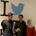 AGENDA PRESIDEN : Ini Alasan Jokowi Sambangi Markas Facebook hingga Twitter