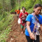 LONGSOR KARANGANYAR : Pemkab Karanganyar Bangun Jalur Alternatif Sepanjang 1,5 Km di Desa Beruk