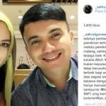RUMAH TANGGA ARTIS : Lama Bungkam, Sahrul Gunawan Curhat di Instagram