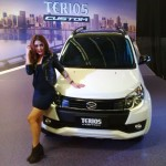 MOBIL DAIHATSU : Terios Custom Sasar Honda BR-V Tipe Ini