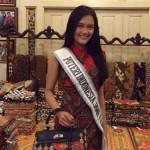 PUTERI INDONESIA 2016 : Inilah Disma Ajeng Rastiti Wakil Jateng