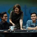 "MATA NAJWA METRO TV : Menanti ""Cerita Anak Jokowi"", Gibran: Bisa Dimajuin? Mau Nonton D'Academy"