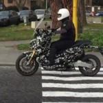 "SEPEDA MOTOR HONDA : Skutik ""Angker"" Honda Tepergok Uji Jalan"
