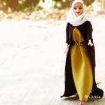 KISAH UNIK : Kini, Barbie Pun Berjilbab