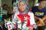 Foto PMI Bojonegoro Jaring Donor di Alun-Alun