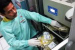 Ilustrasi pengolahan darah yang ditransfusi dari para donor. (JIBI/Solopos/Antara/Syaiful Arif)