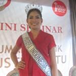 Putri Indonesia 2015 Jadi Jubir Kemenpora
