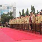 PELANTIKAN KEPALA DAERAH : Acara di Simpang Lima Dikecam Netizen, Ini Jawaban Pemprov Jateng