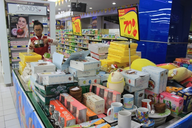 SOLO GREAT SALE 2016 : Semarakkan SGS 2016, Hypermarket di Soloraya Hujan Promo