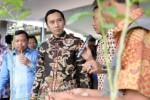 PERTANIAN PACITAN : Ibas Resmikan Taman Teknologi Pertanian di Pacitan